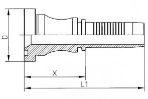 SAEflange3438mm-20